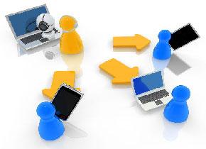 آموزش مجازی و وب کنفرانس VC